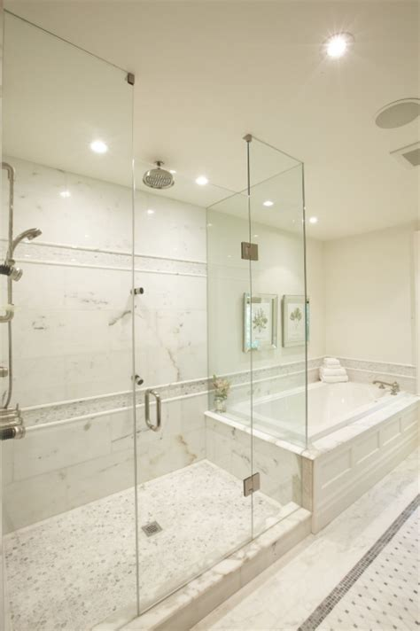 Master Bathroom Tile Designs Master Bath Shower Designs Contemporary Bathroom Toronto Interior Design