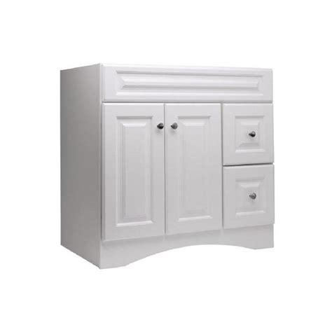 lowes white bathroom vanity shop style selections northrup white bathroom vanity