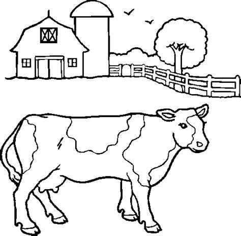 Cow Coloring Photos Images Bloguez Com Cow Color