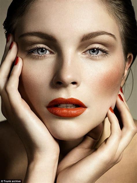 cheekbones pic elsa mcalonan s beauty upgrades daily mail online