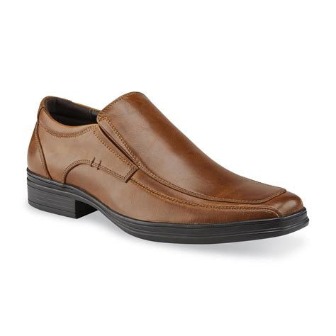 brown dress shoes attention s upton brown dress loafer shoes s
