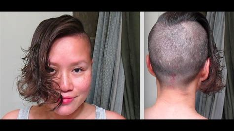 growing out your perm with short hair cut style for grown out perm youtube