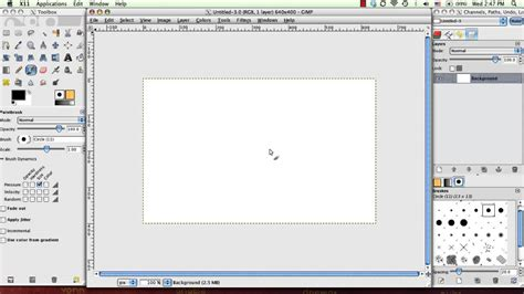 layout in photo getting started in gimp tutorial part 2 layout youtube