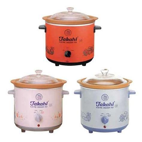 Rice Cooker Untuk Bubur Bayi takahi cooker aka crockery pot alat masak mpasi