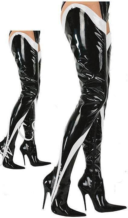 17 best ideas about crotch boots on thigh high