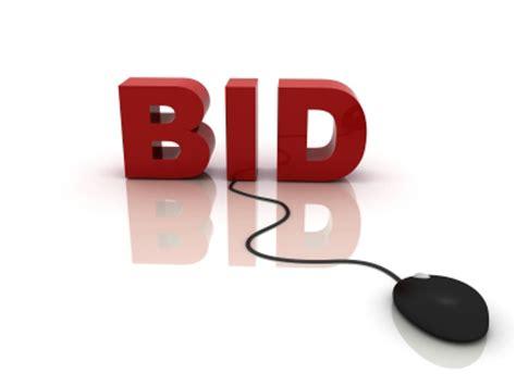 define bide bid definition what is