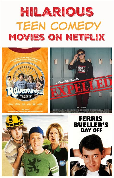 comedy film on netflix best comedy movies for teens on netflix mid term