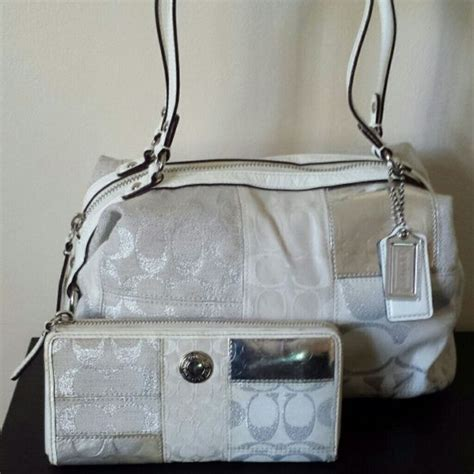 Coach Kelsey Small Patchwork 5 8 best purses images on bags totes and coach