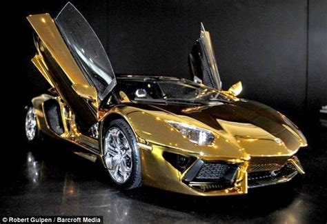 Gold Lamborghini For Sale January 2015 Automotive Sport