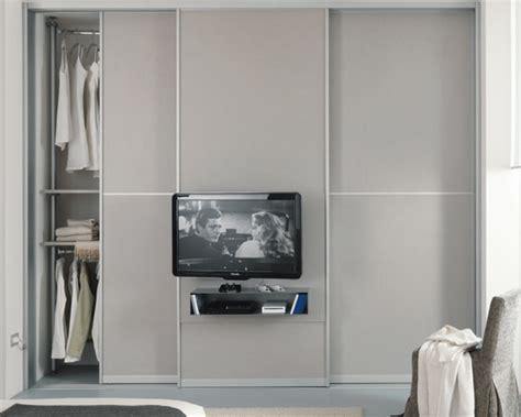 armadi con tv incorporata armadio con tv incorporata prezzi idee per la casa