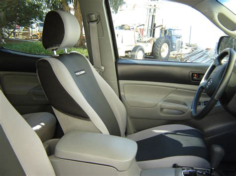 Tacoma Leather Interior by Toyota Tacoma Leather Seats Autos Post