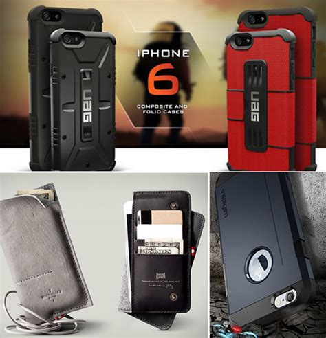 Rugged Leather 10 Cool Iphone 6 Cases For Style And Protection Design Swan