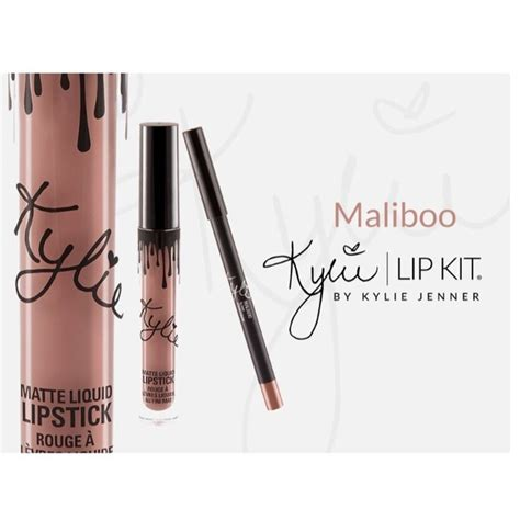 Lip Kit Maliboo cosmetics last one s maliboo lip kit from