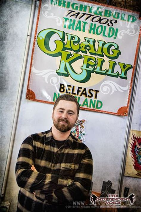tattoo parlour belfast interview with craig kelly india street tattoo parlour