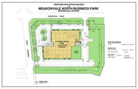 site layout of the building building site plan