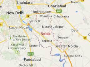 Noida India Map by Noida Fashion Designer Goes Missing In Delhi Oneindia