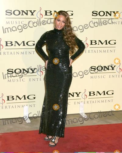 Post Grammy Sonybmg Looks by Photos And Pictures Beyonce Knowles Sony Bmg Post