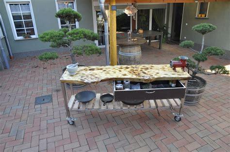 entwerfen sie eine outdoor küche der arbeitstisch sens outdoor grills