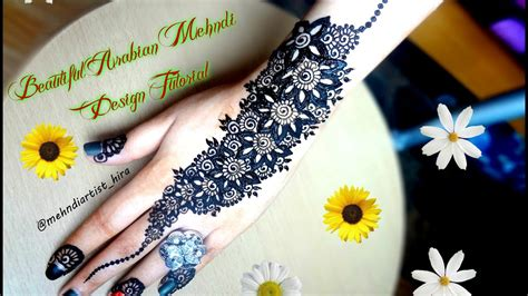 easy to apply in dubai how to apply easy simple gulf dubai henna mehndi designs