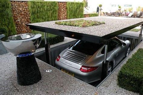 In Ground Garage Lift by Rising Underground Car Lift Eds