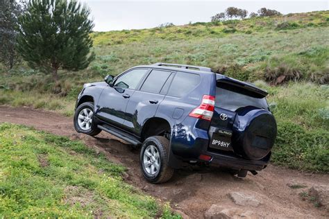 land cruiser prado car 2014 toyota landcruiser prado review caradvice