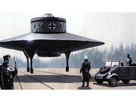 dischi volanti nazisti la bufala degli ufo nazisti mistero risolto