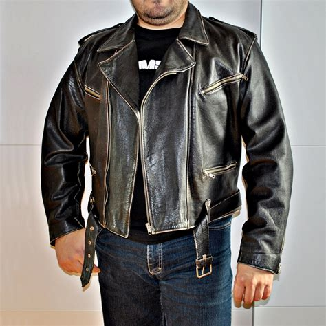 classic leather jacket vintage classic leather jackets mauritius biker motorcycle