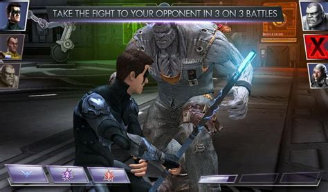 injustice gods among us android injustice gods among us finally ported to android androidshock