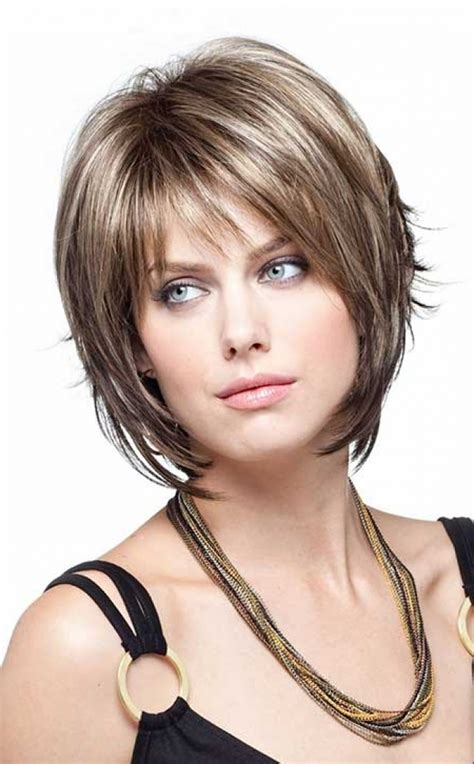 layered haircuts with bangs short 35 layered bob hairstyles short hairstyles 2015 2016