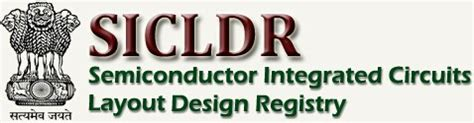 semiconductor integrated circuit layout design registry semiconductor integrated circuit layout design act 2000 ipleaders