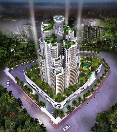 Full House Floor Plan solitaire luxury apartments in hathill mangalore