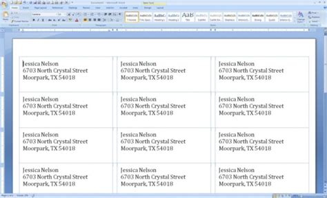 microsoft office program templates how to save a template in avery wizard software for
