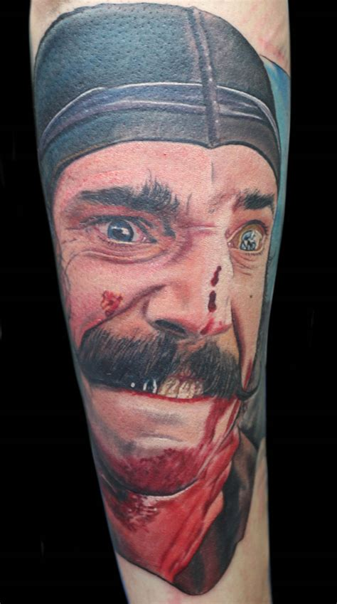 the butcher tattoo bill the butcher gangs of new york
