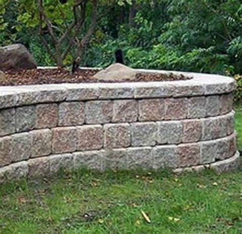 Concrete block retaining wall design homestartx com