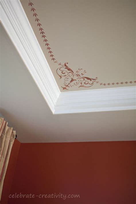Ceiling Border Ideas - 1000 images about stenciled and painted ceilings on