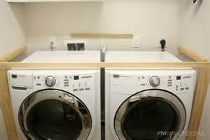 how to wash cabinets diy built in washer dryer wonderful