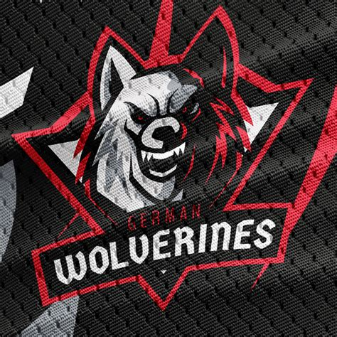 wolf logo vorlage 3 gaming logo maker gaming logo maker
