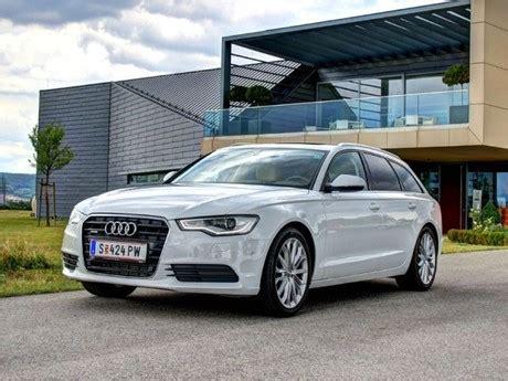 Audi A6 Testberichte by Audi A6 Avant 3 0 Tdi Quattro Testbericht Auto Motor