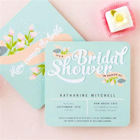 bridal shower invitations wedding paper divas wedding paper divas wedding invitations photos by wedding paper divas image 1 of 24 weddingwire