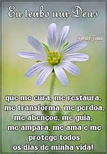 frases e flores flores e frases eu tenho um deus