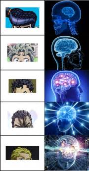 hairstyles expanding brain know your meme