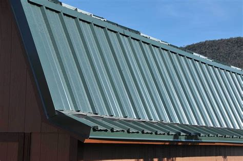 Lean To Barns How To Install A Metal Roof Instead Of Shingles On Your Shed