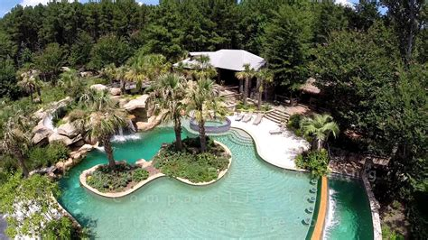 Beach House Plans Free Birdseyeusa 200 Acre Dream Estate With Custom Log Cabin