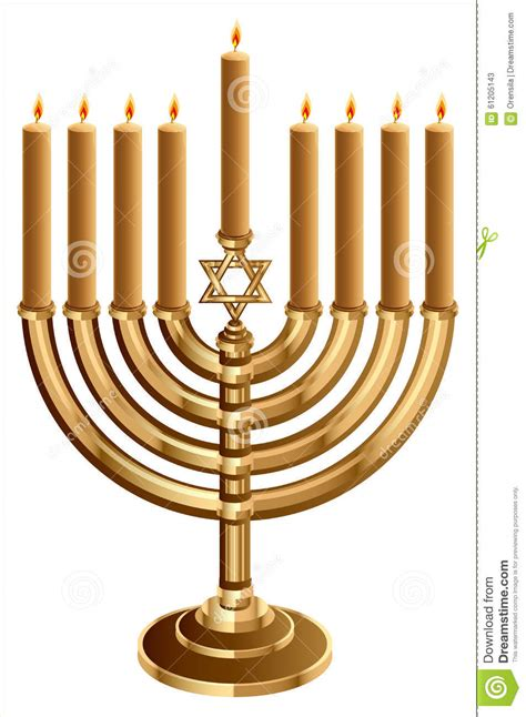 Chandelier Candle Holder Hanukkah Candleholder With 9 Candles Candlestick For 9