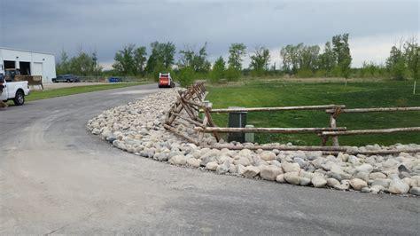 Landscape Rock Bozeman Bozeman Landscaping Npk Turf Services And Landscape Inc