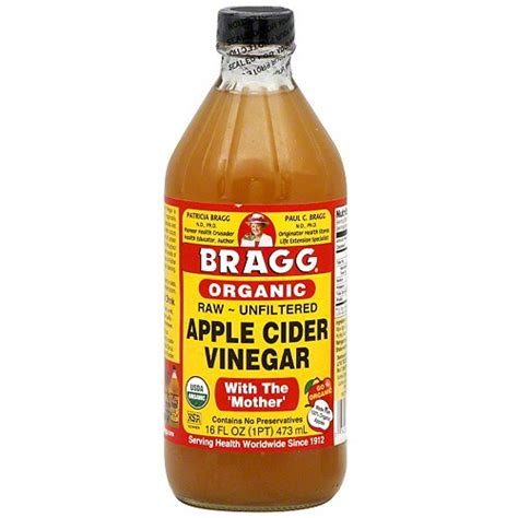 Apple Cider Vinegar As A Liver Detox by Bragg Organic Apple Cider Vinegar 16 Oz Pack Of 12