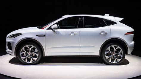 jaguar reveals  pace  crossover suv  millennial couples techristiccom