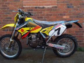 Suzuki Enduro Bike Suzuki Drz 400 E Drz400 Enduro Bike Fully Rebuilt