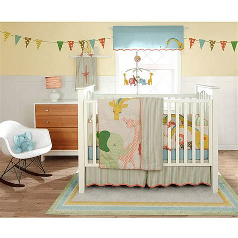 bananafish bedding migi by bananafish circus 3pc crib bedding collection