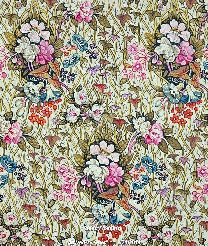 pattern flower english 2928 best images about fabrics material and rugs on